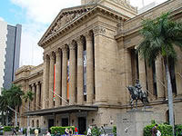 Brisbane Travel Guide - Brisbane City Hall