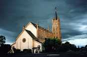 Glen Innes Church - New South Wales